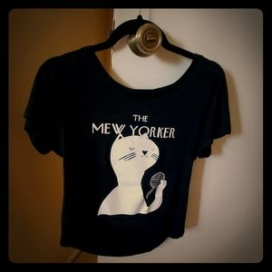 Modcloth The MEW Yorker Tshirt